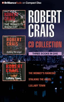 Robert Crais CD Collection 2