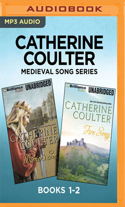 Catherine Coulter Medieval Song Series: Books 1-2
