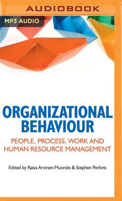 Organizational Behaviour