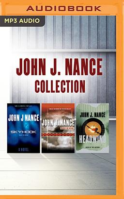 John J. Nance - Collection: Skyhook, Turbulence, Headwind