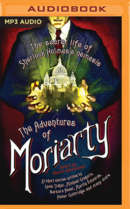 Mammoth Book of the Adventures of Moriarty, The