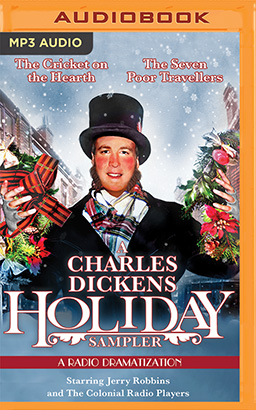 Charles Dickens Holiday Sampler, A