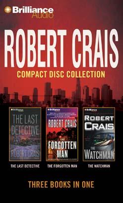 Robert Crais CD Collection 4