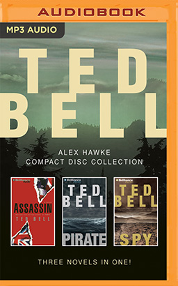 Ted Bell - Alex Hawke Series: Books 2-4