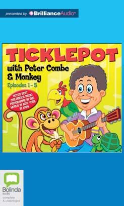 Ticklepot: Episodes 1-5