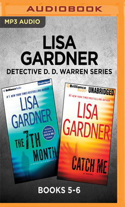 Lisa Gardner Detective D. D. Warren Series: Books 5-6