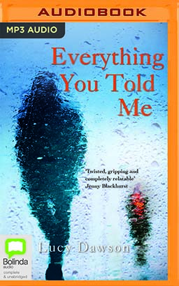 Everything You Told Me