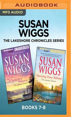 Susan Wiggs The Lakeshore Chronicles Series: Books 7-8