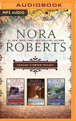 Nora Roberts - Cousins O'Dwyer Trilogy