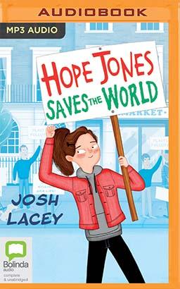 Hope Jones Saves the World