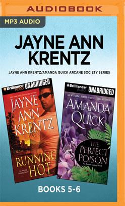 Jayne Ann Krentz/Amanda Quick Arcane Society Series: Books 5-6