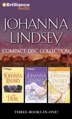 Johanna Lindsey CD Collection 6