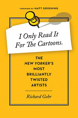 I Only Read It for the Cartoons