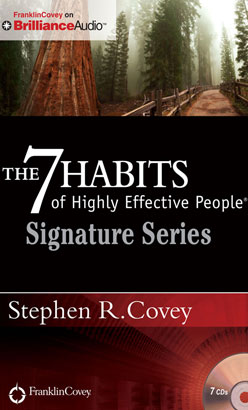 7 Habits of Highly Effective People - Signature Series, The