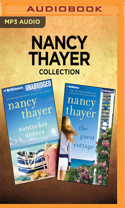 Nancy Thayer Collection - Nantucket Sisters & The Guest Cottage