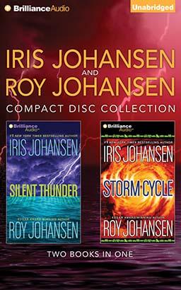 Iris and Roy Johansen CD Collection