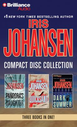 Iris Johansen CD Collection