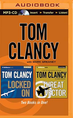 Tom Clancy – Locked On and Threat Vector (2-in-1 Collection)