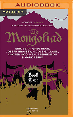 Mongoliad: Book Two Collector's Edition, The