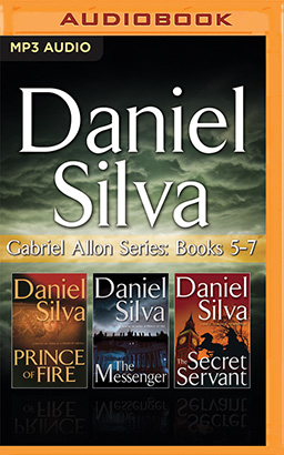 Daniel Silva - Gabriel Allon Series: Books 5-7