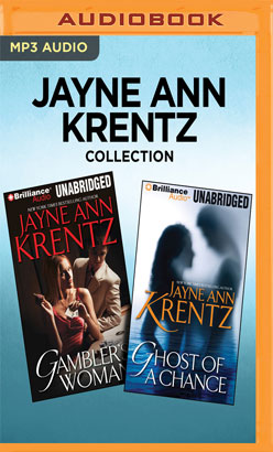 Jayne Ann Krentz Collection - Gambler's Woman & Ghost of a Chance