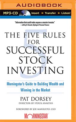 Five Rules for Successful Stock Investing, The