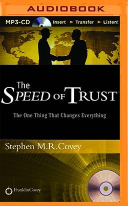 Speed of Trust, The
