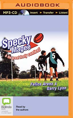 Specky Magee and the Great Footy Contest