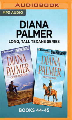 Diana Palmer Long, Tall Texans Series: Books 44-45