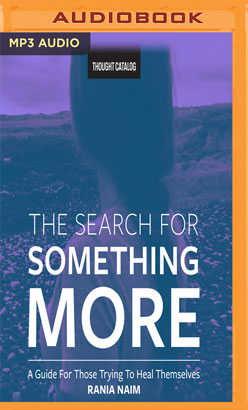 Search For Something More, The