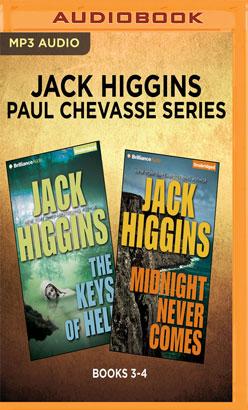 Jack Higgins - Paul Chevasse Series: Books 3-4