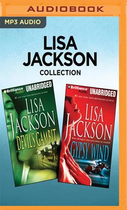 Lisa Jackson Collection - Devil's Gambit & Gypsy Wind