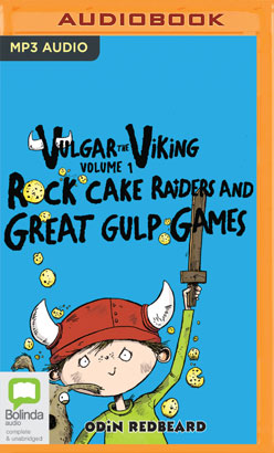 Vulgar the Viking: Volume 1