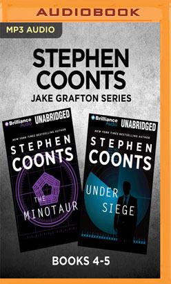 Stephen Coonts Jake Grafton Series: Books 4-5