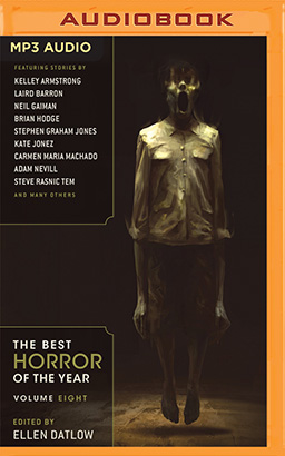 Best Horror of the Year, Volume Eight, The