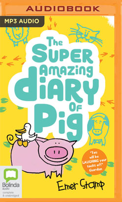 Super Amazing Adventures of Me, Pig, The