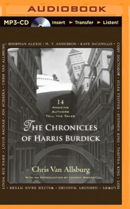 Chronicles of Harris Burdick, The