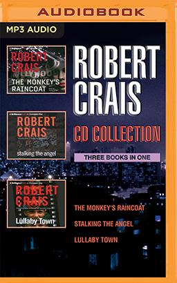 Robert Crais - Elvis Cole/Joe Pike Series: Books 1-3