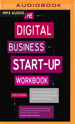 Digital Start Up Workbook, The