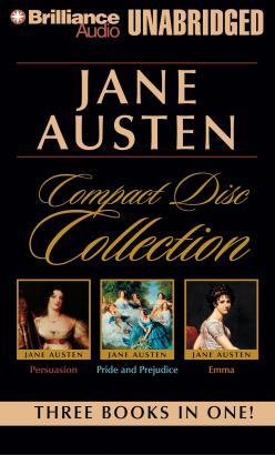 Jane Austen Unabridged CD Collection