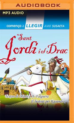 Sant Jordi i el Drac (Narración en Catalán)
