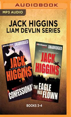Jack Higgins - Liam Devlin Series: Books 3-4