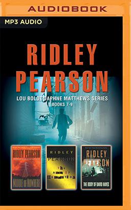 Ridley Pearson - Lou Boldt/Daphne Matthews Series: Books 7-9