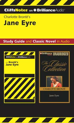 Jane Eyre CliffsNotes Collection