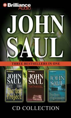 John Saul CD Collection 3