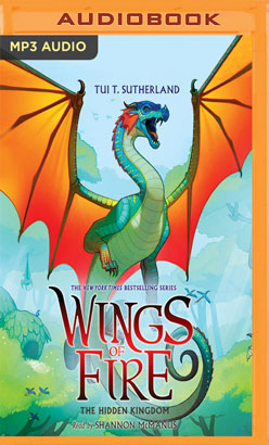Wings of Fire, Book 3: The Hidden Kingdom, The