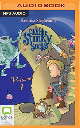 Sir Charlie Stinky Socks: Volume 1