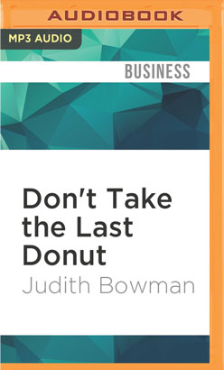Don't Take the Last Donut