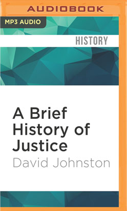 Brief History of Justice, A
