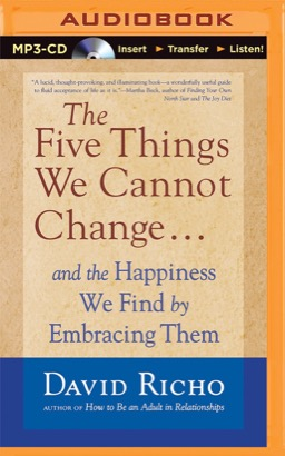 Five Things We Cannot Change, The